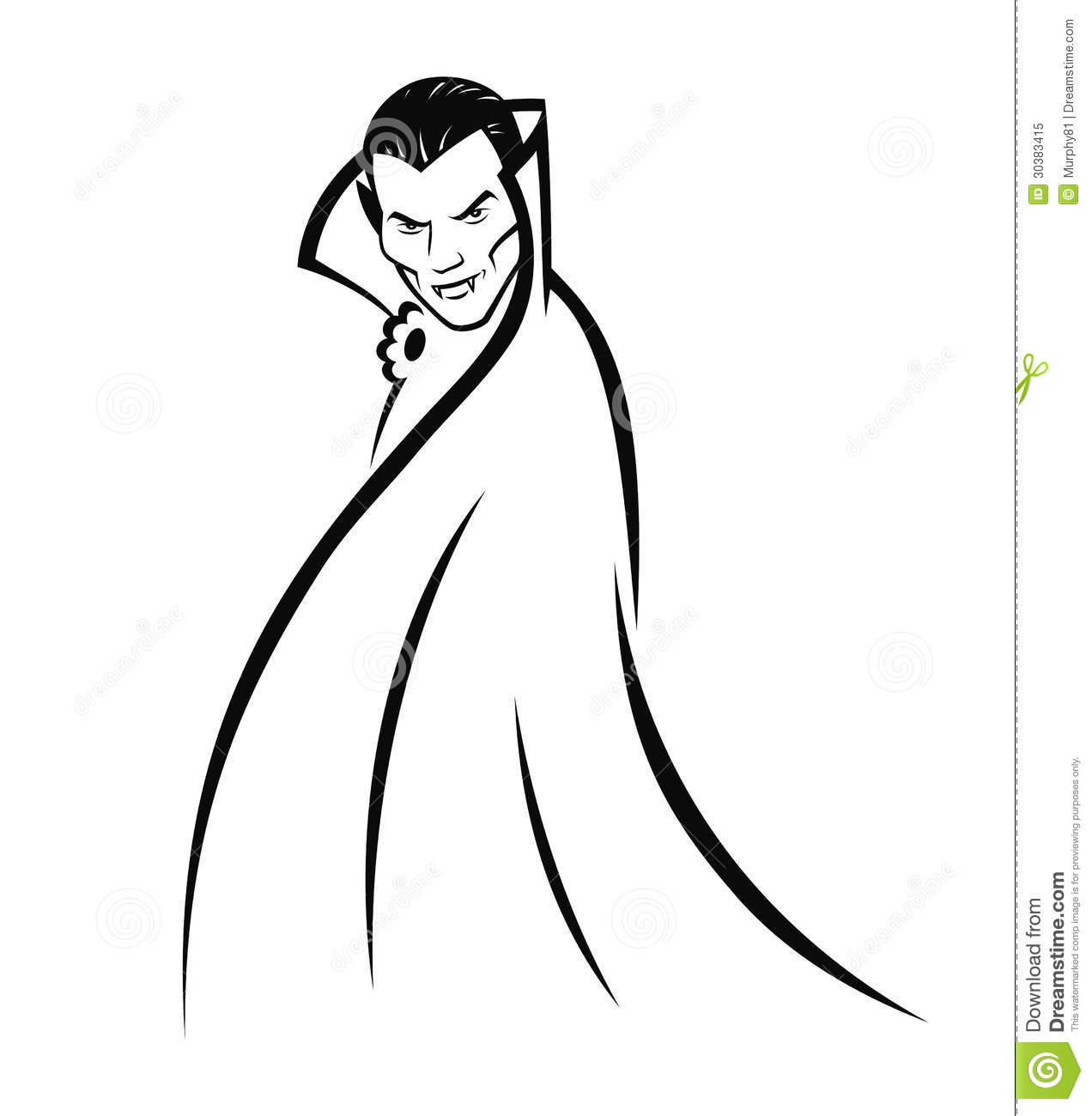 Count Dracula Royalty Free Stock Photo - Image: 30383415