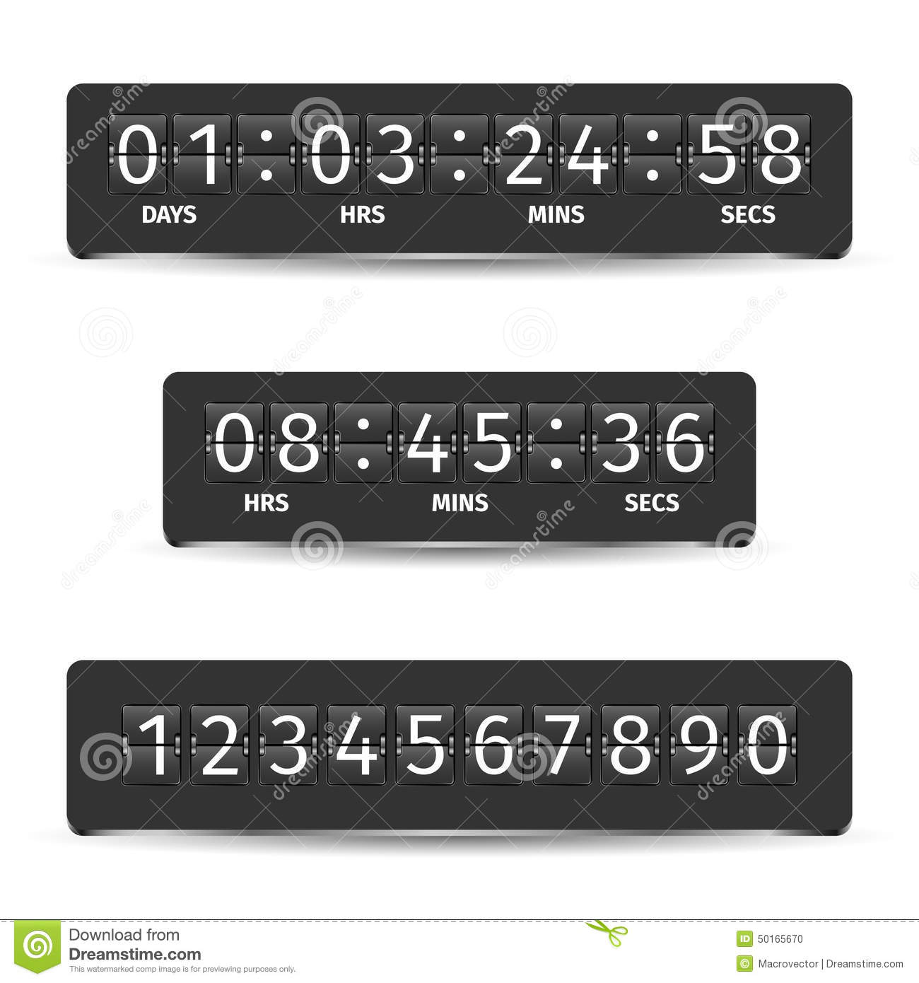 Time and date countdown in Brisbane