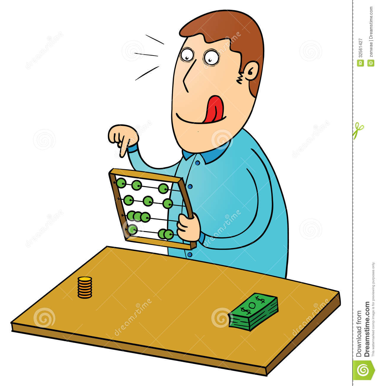 Counting Abacus Stock Illustrations – 458 Counting Abacus Stock ...