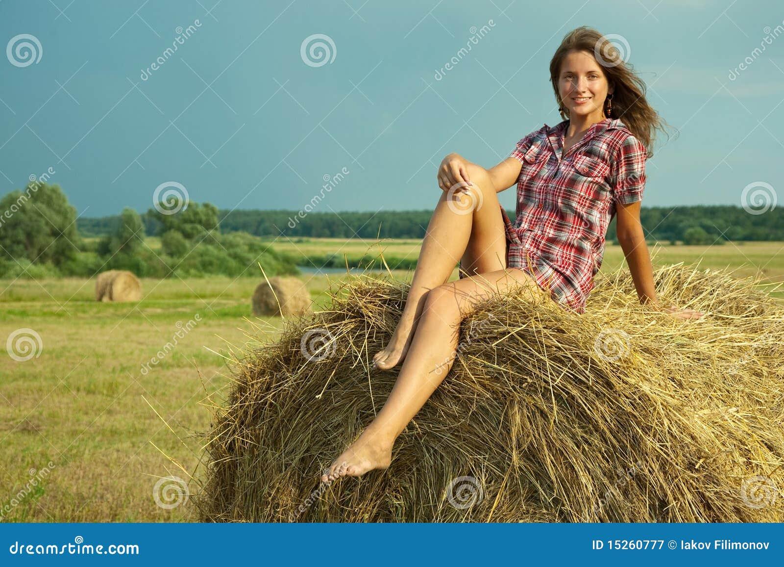 Фото девочки деревенские 14 фотография