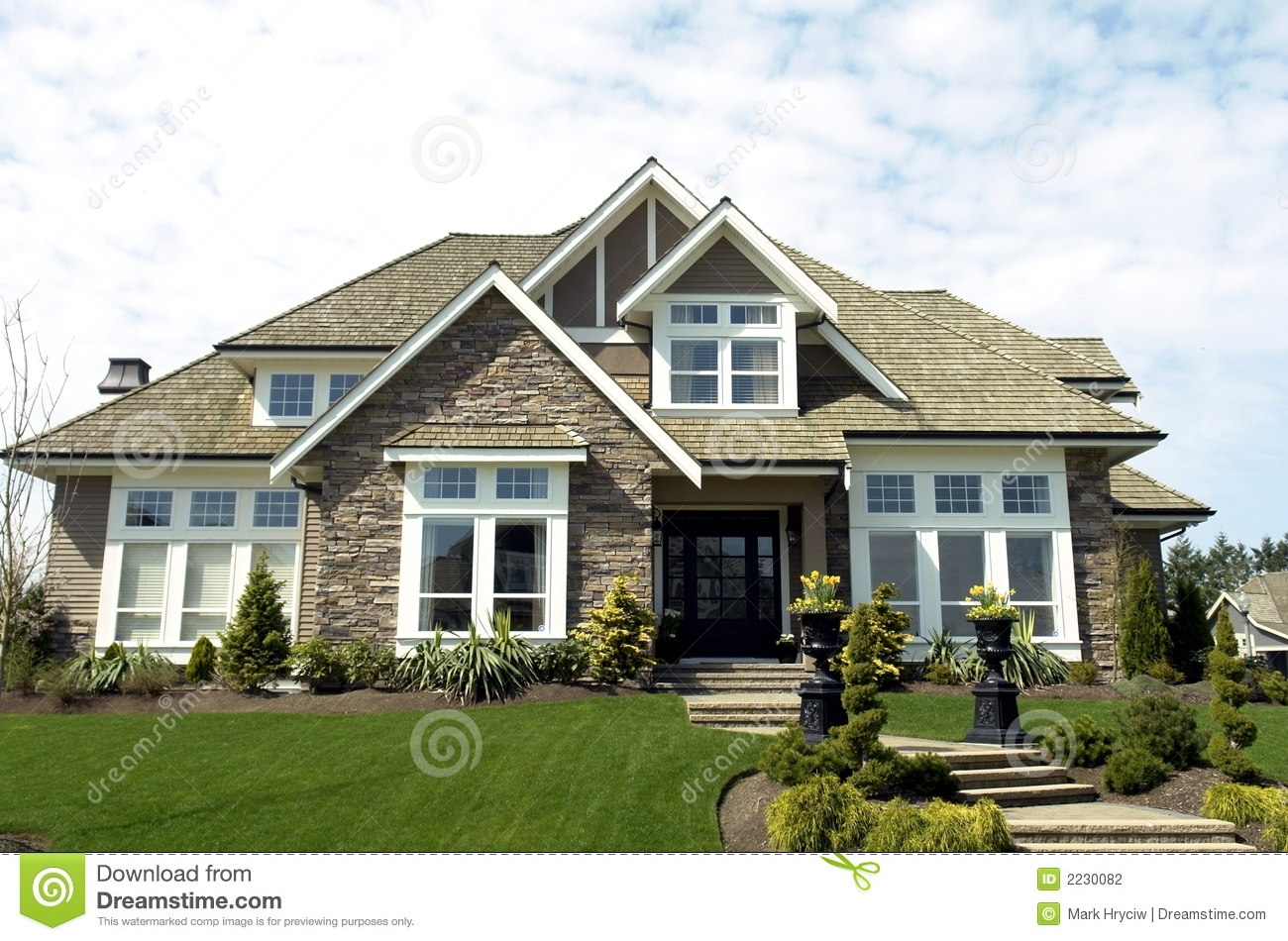 Country home stock photography image 2230082 for Dream country homes