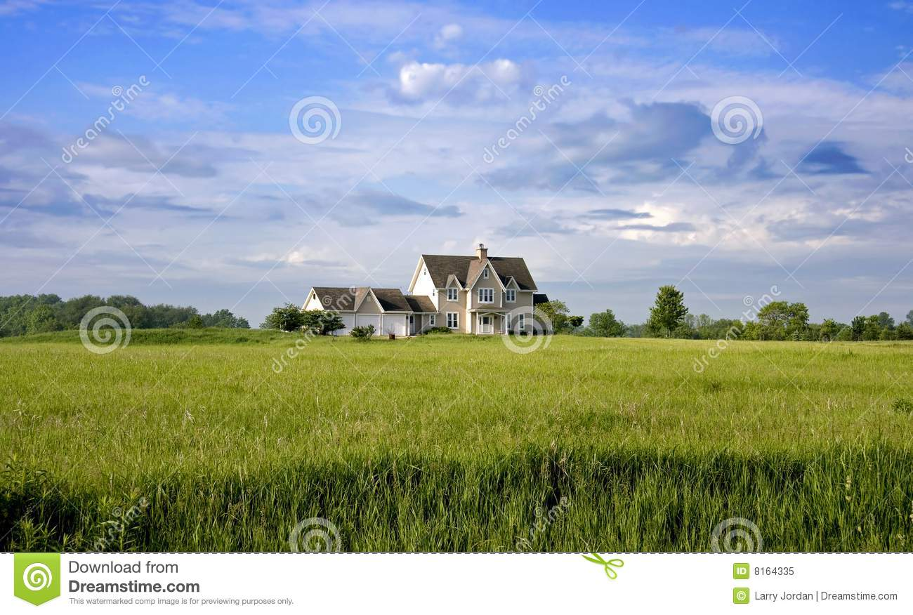 Country home with land royalty free stock photo image for Country house online