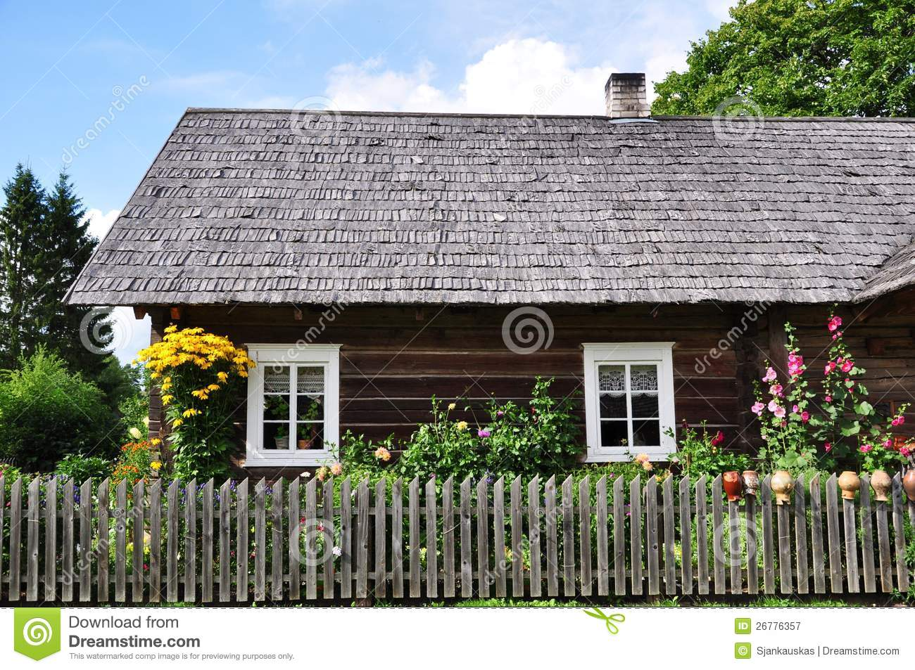 Country house royalty free stock photography image 26776357 for Country house online