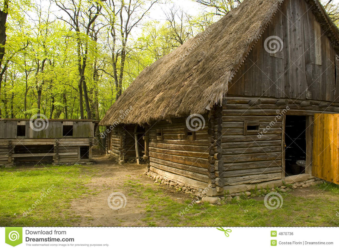 Country house royalty free stock image image 4870736 for Country house online
