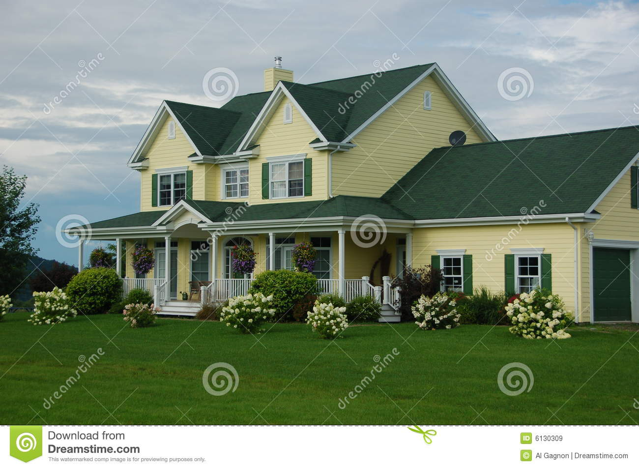 Country house royalty free stock images image 6130309 for Country house online