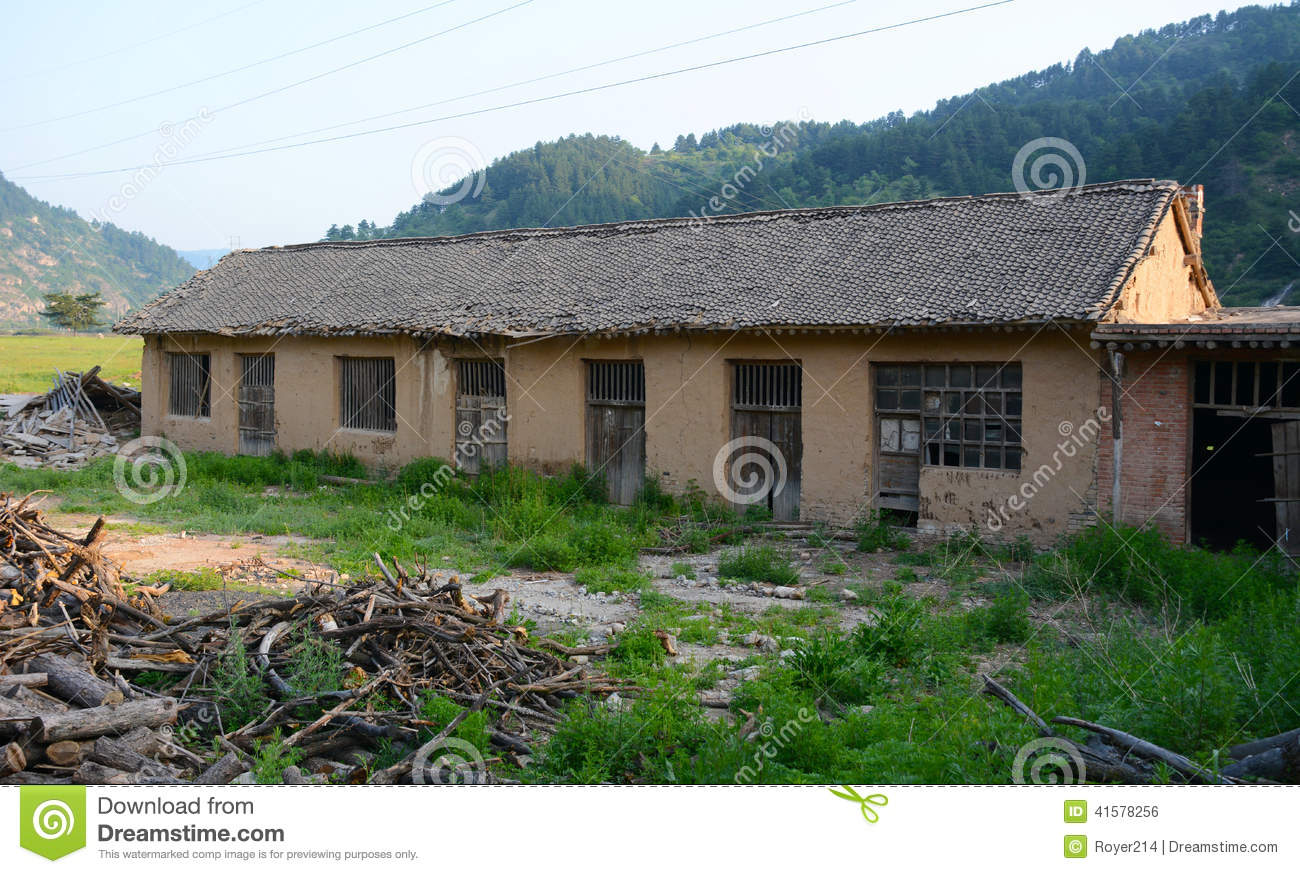 Country House Stock Photo Image 41578256