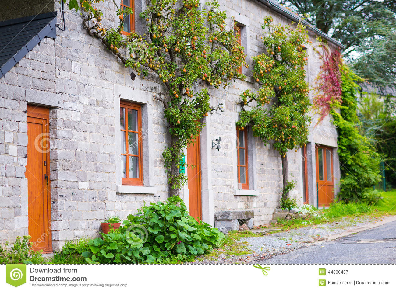 Country house france royalty free stock image for Country house online