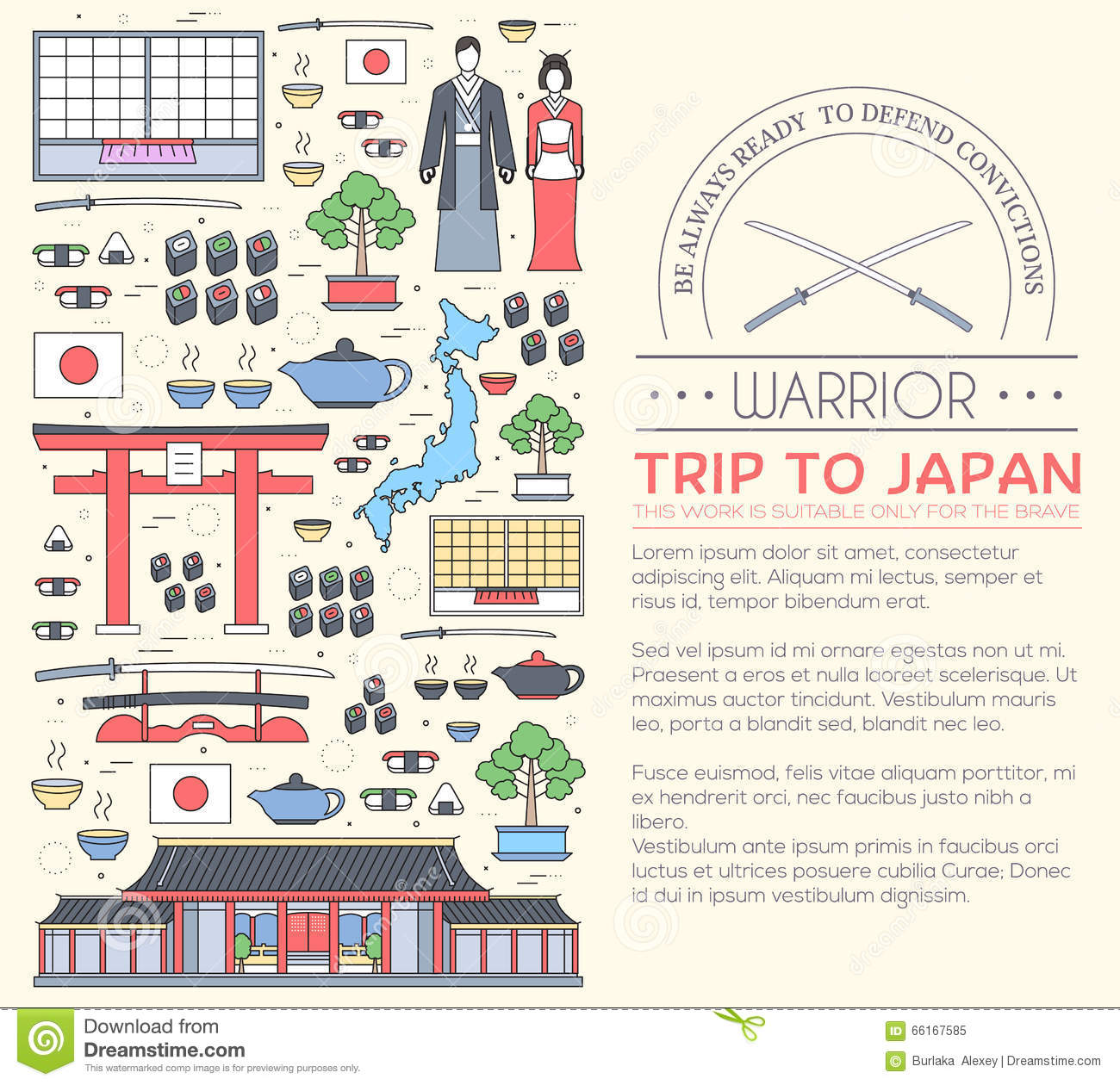 Country Japan Travel Vacation Guide Of Goods Places And