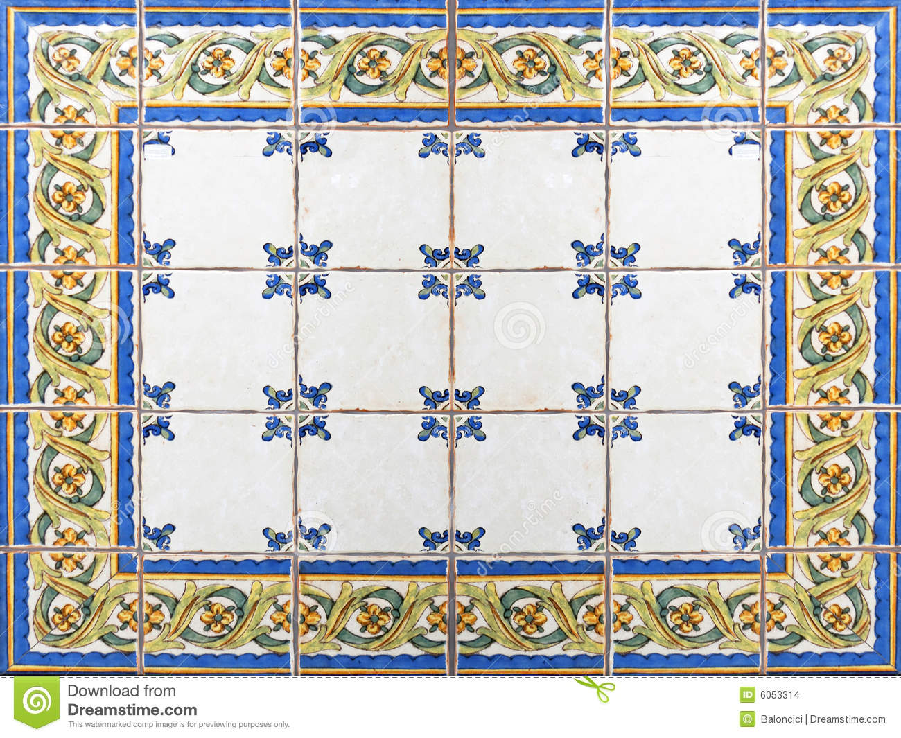 Country tiles stock images image 6053314 for Country style flooring