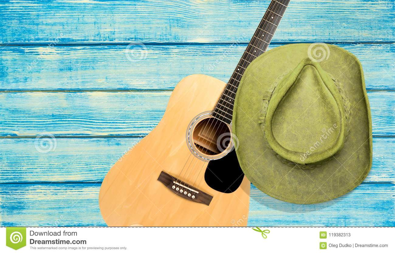 Country And Western Music Stock Image Of Instrument