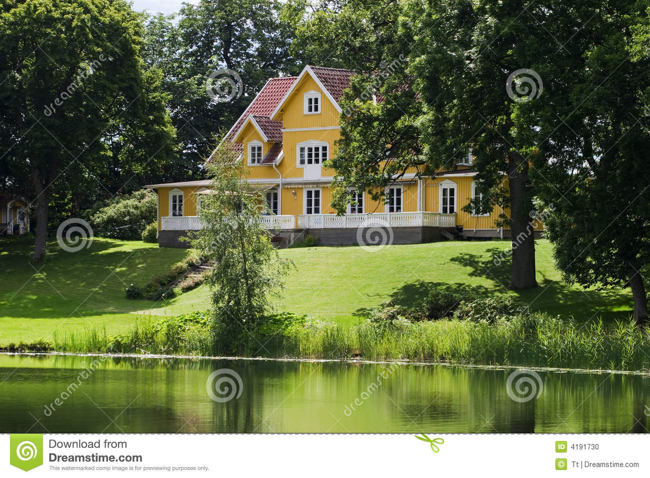 Countryside house