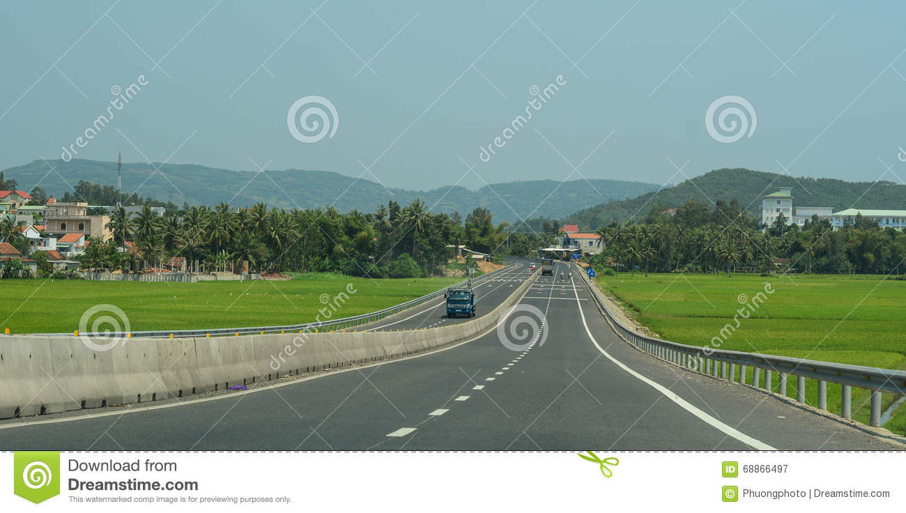 Countryside Road In Quang Ngai Vietnam Editorial Photography Image Of Road Province 68866497