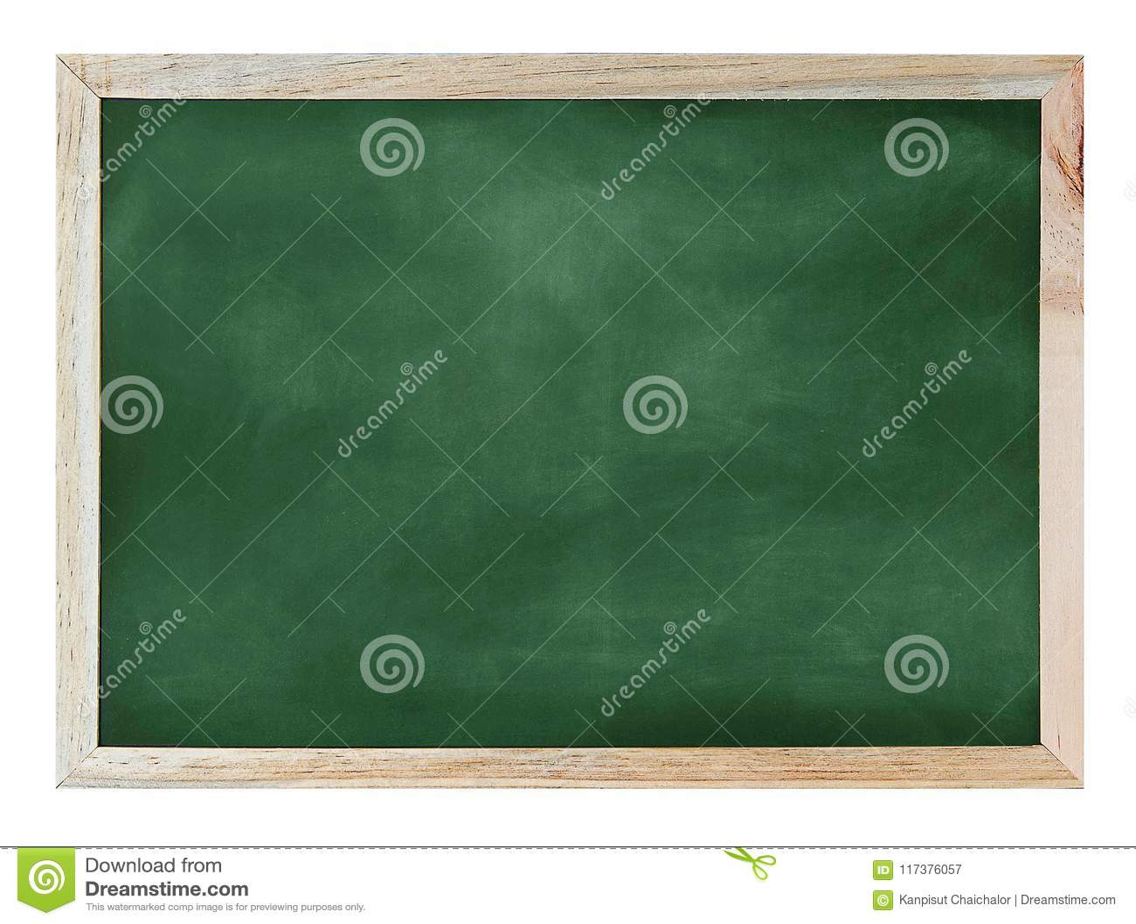 Coup vert vide de texture de tableau sur le mur