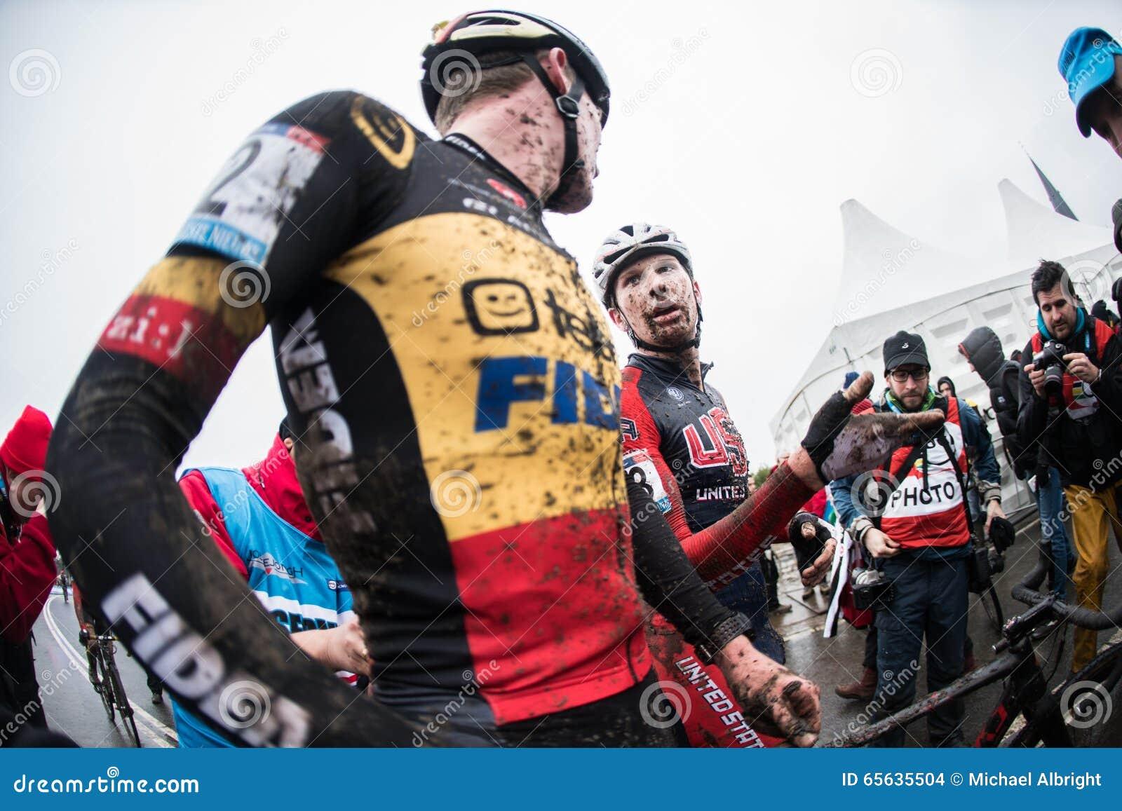 Coupe du monde d UCI Cyclocross - Hoogerheide, Pays-Bas