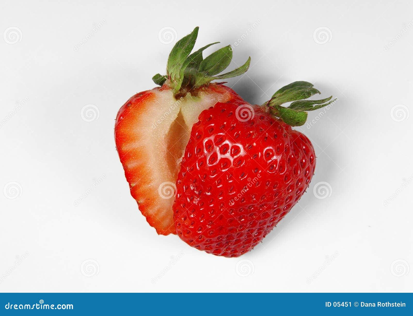 Coupez la fraise