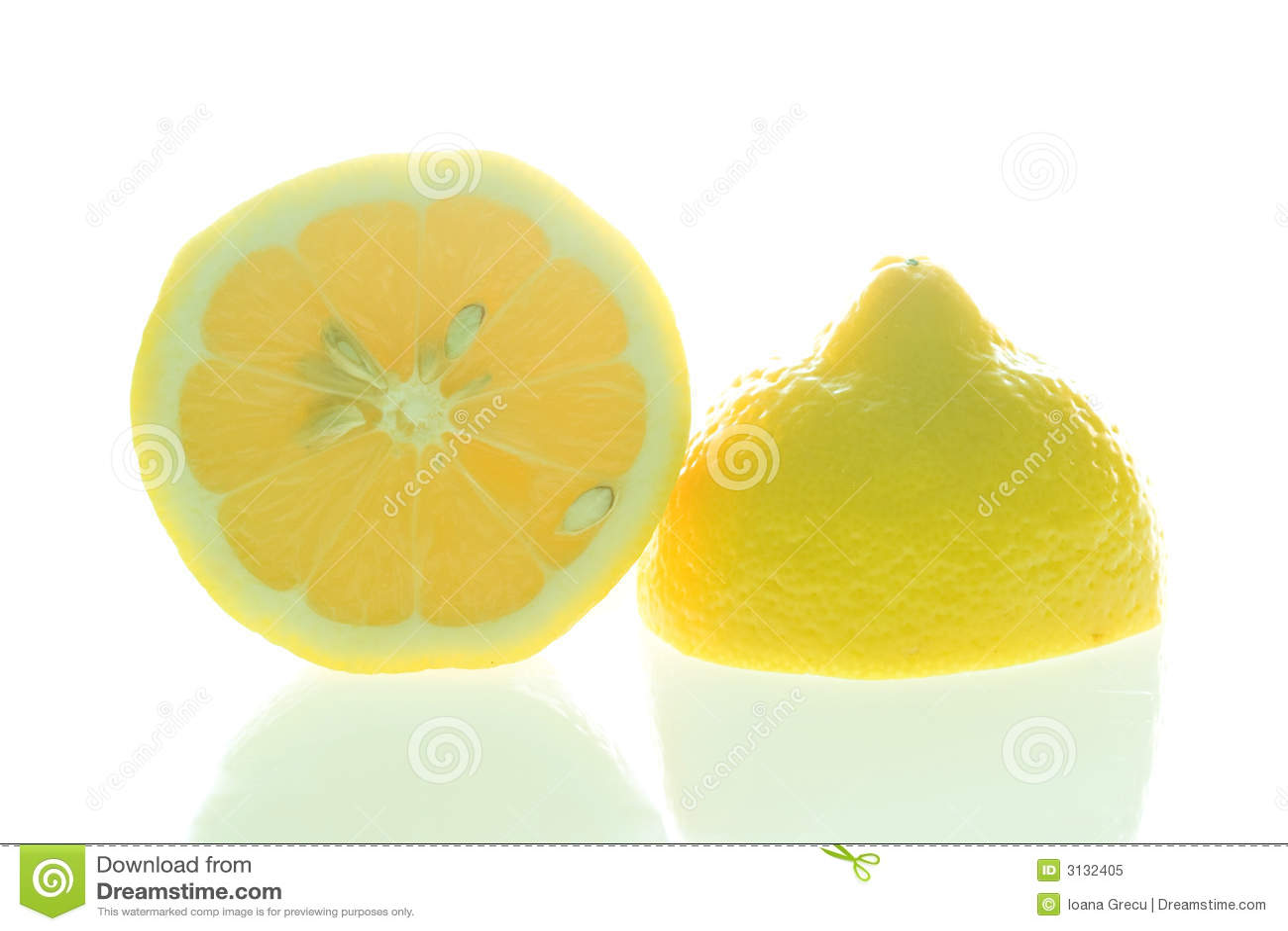 Coupez le citron
