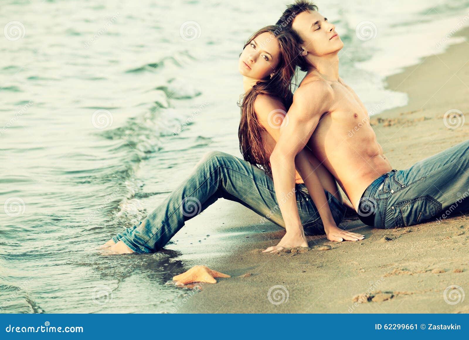 Naked teen make love