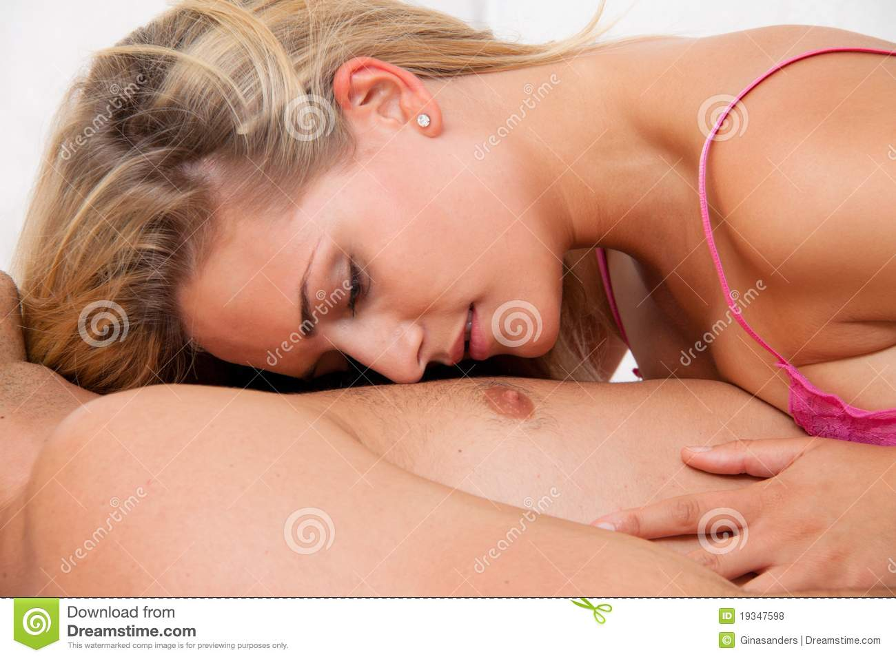 royalty free stock photography man woman couple have sex make love bed image