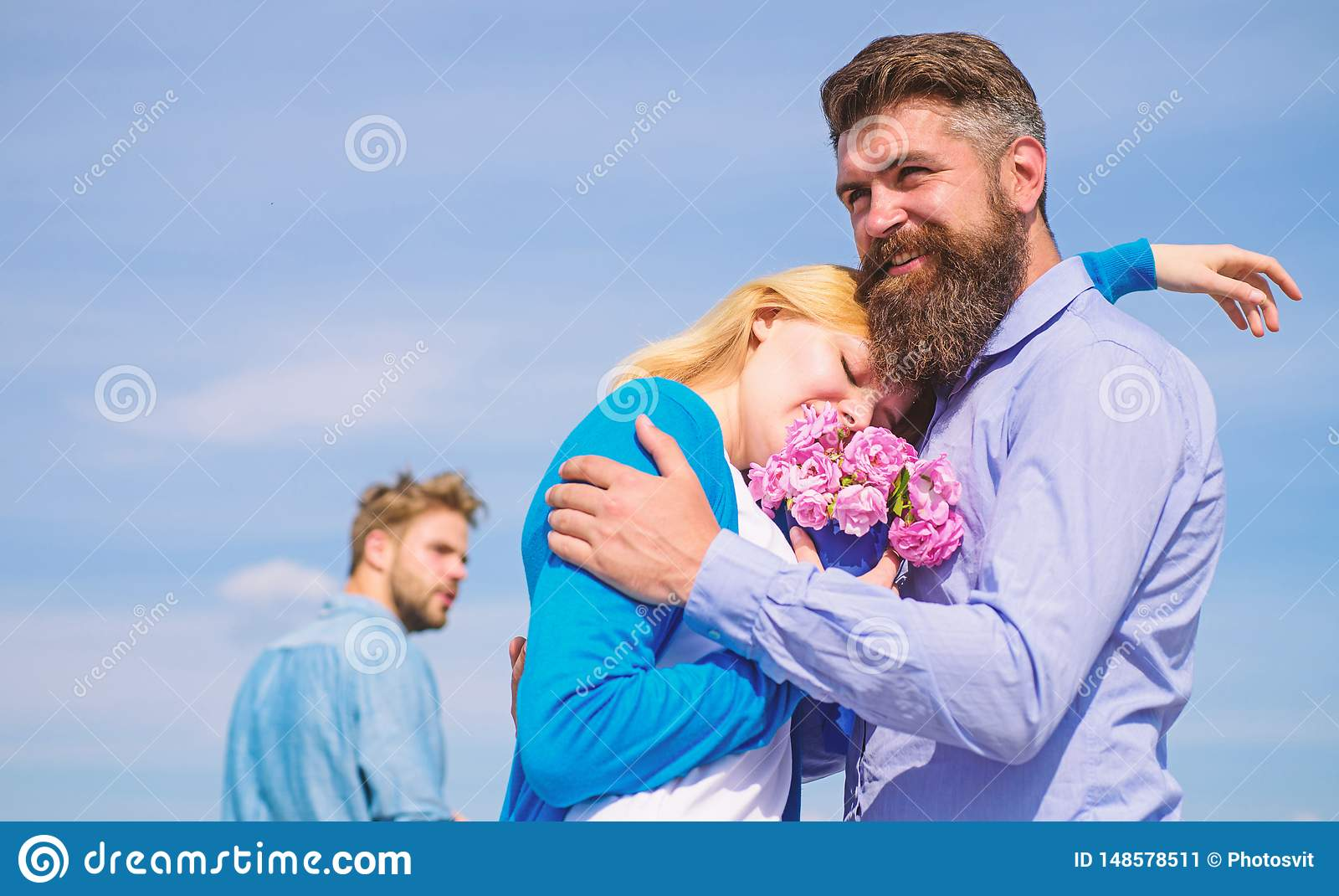 ex husband dating