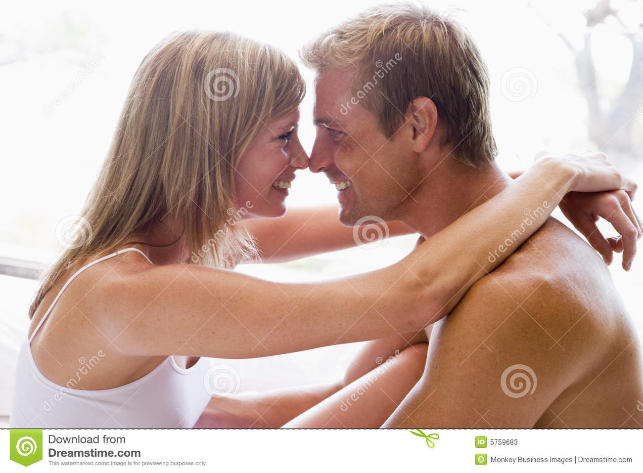 Couple cuddling. Couple Cuddling Stock Photos   Image  5759683