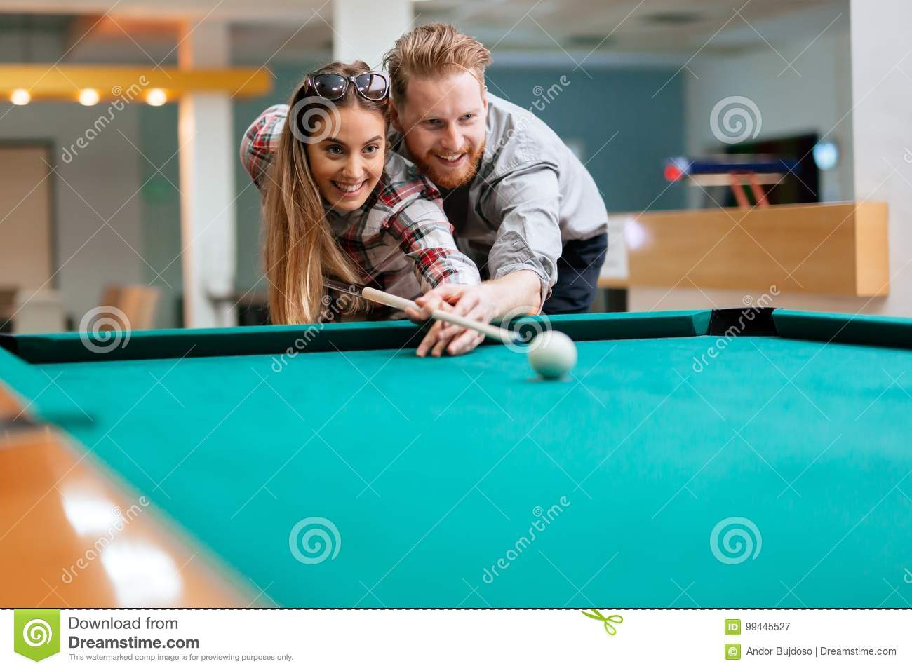 snooker dating