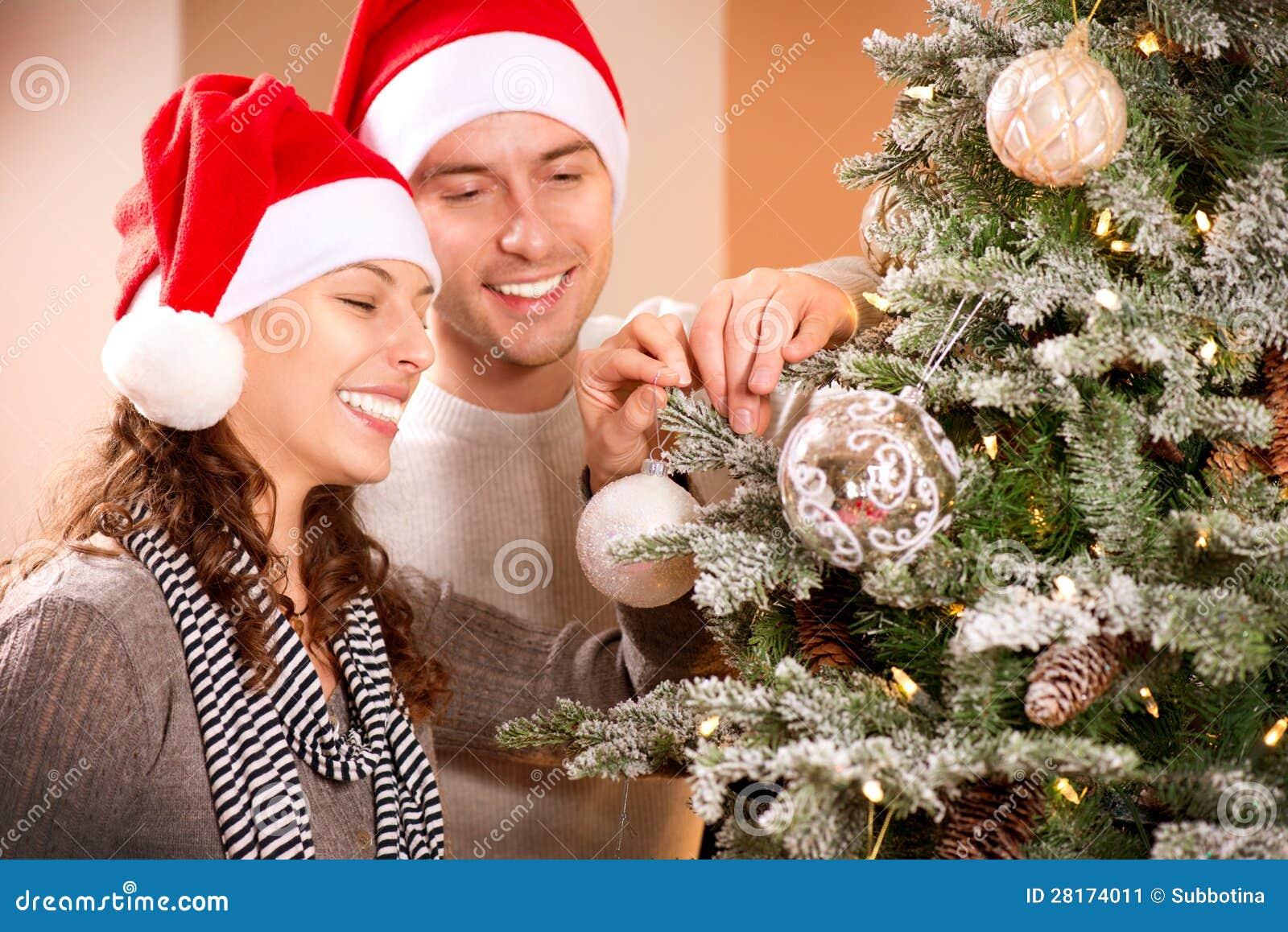 Decorate Christmas Tree Photos