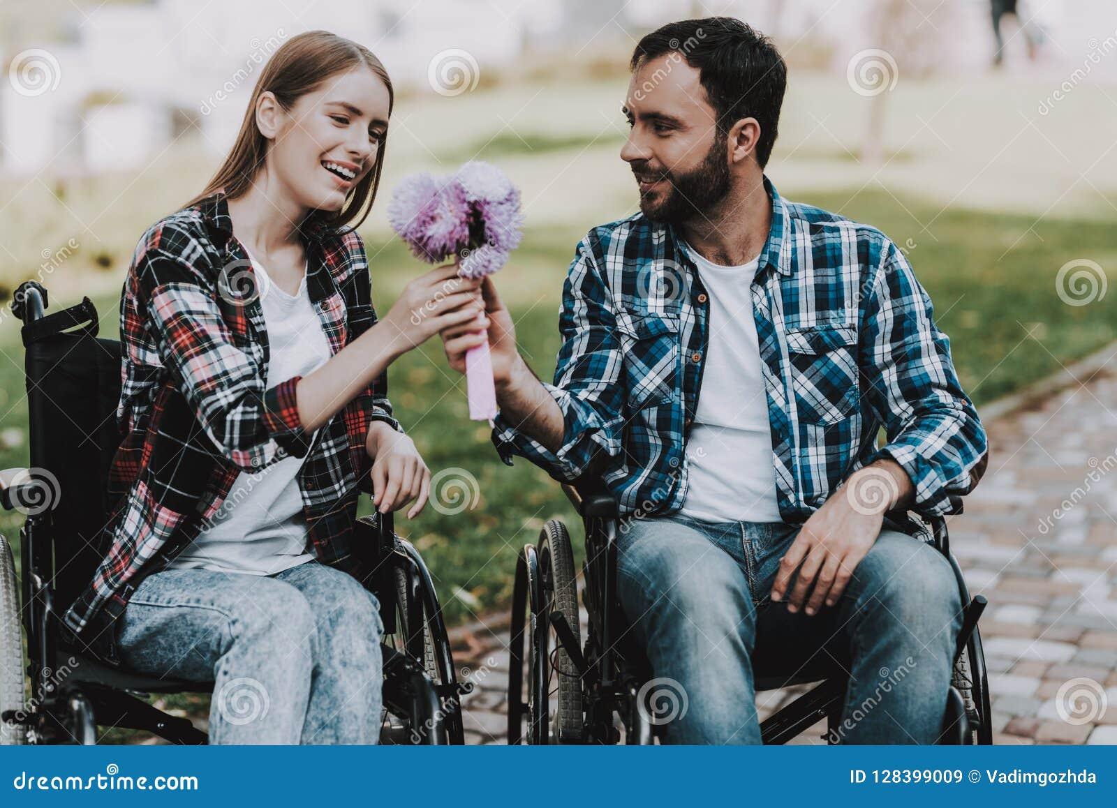 Menschen mit behinderung dating