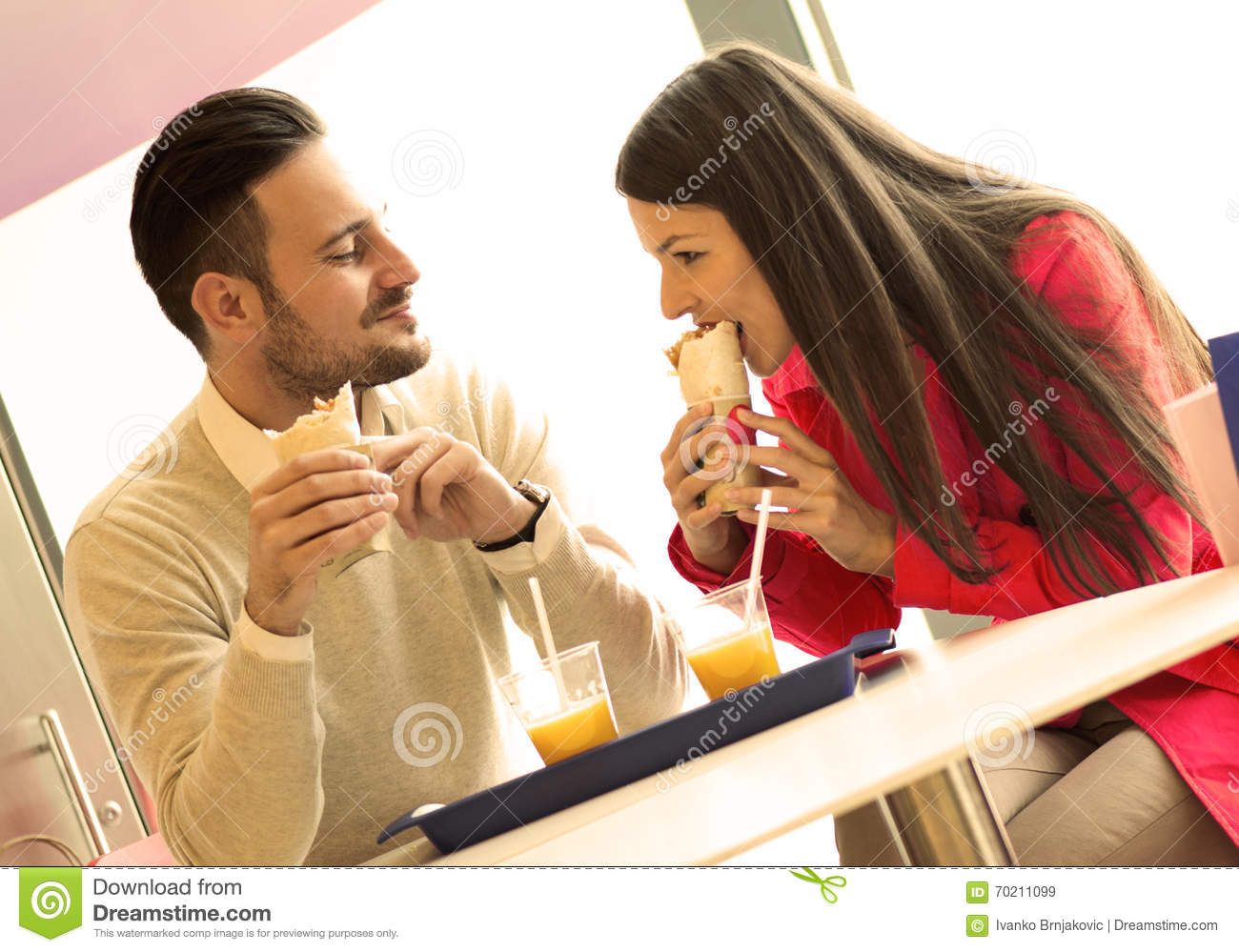 dating fast food dating a hipster girl reddit