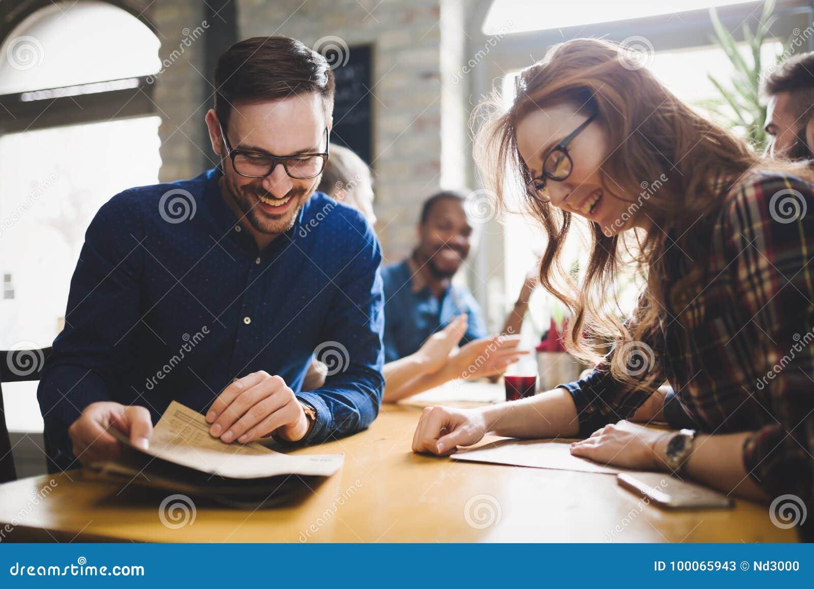 Dating restaurant co worker