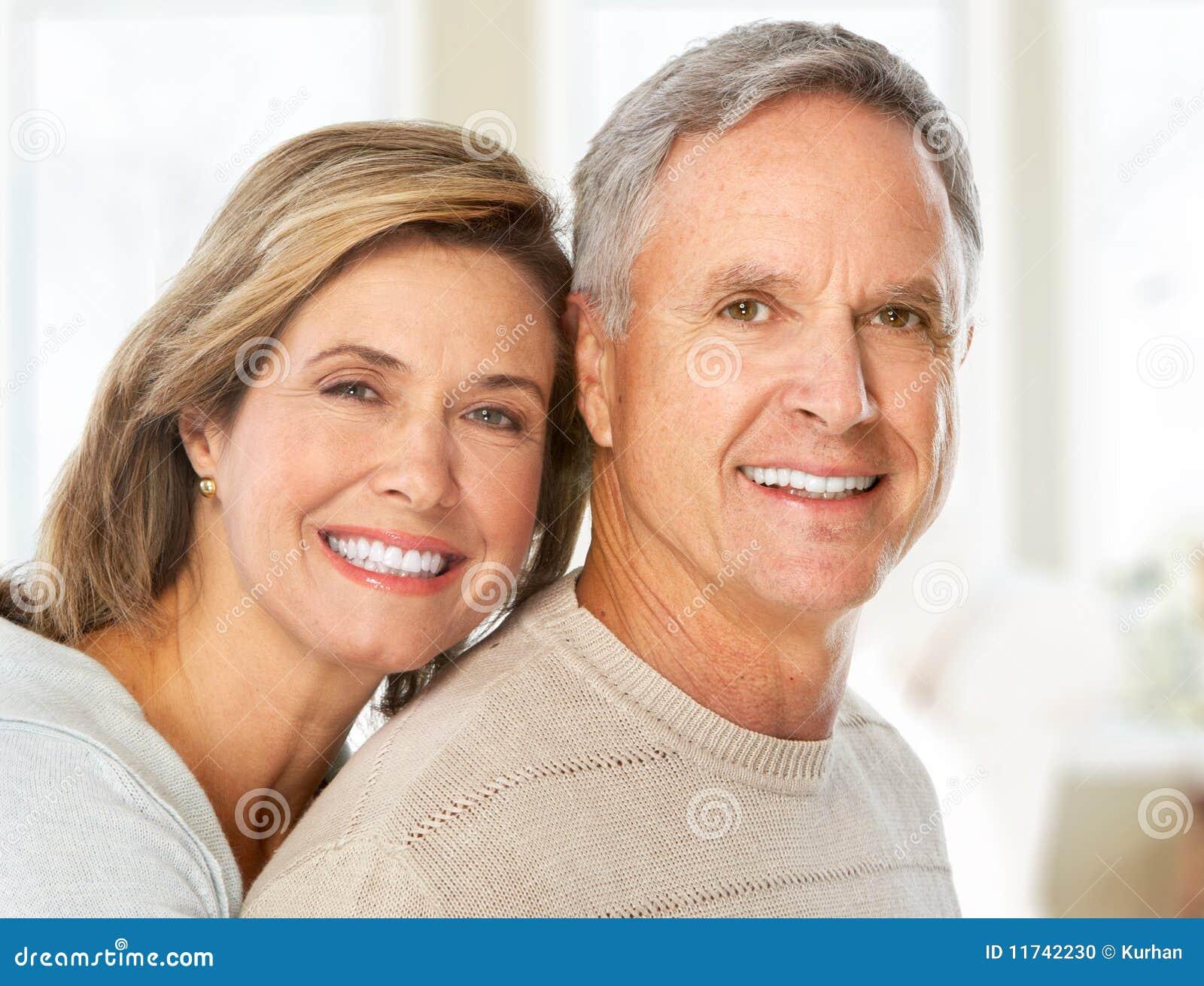 Couple elderly