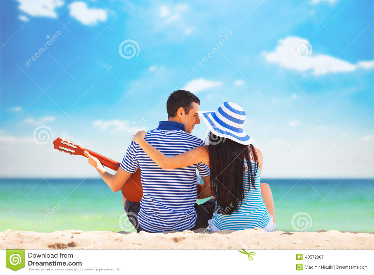 Very young teen couple beach know, how