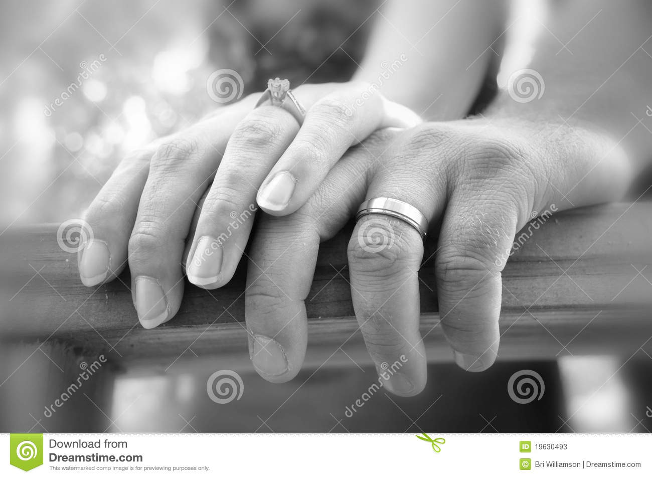 Couple Holding Hands Stock Photos - Image: 19630493