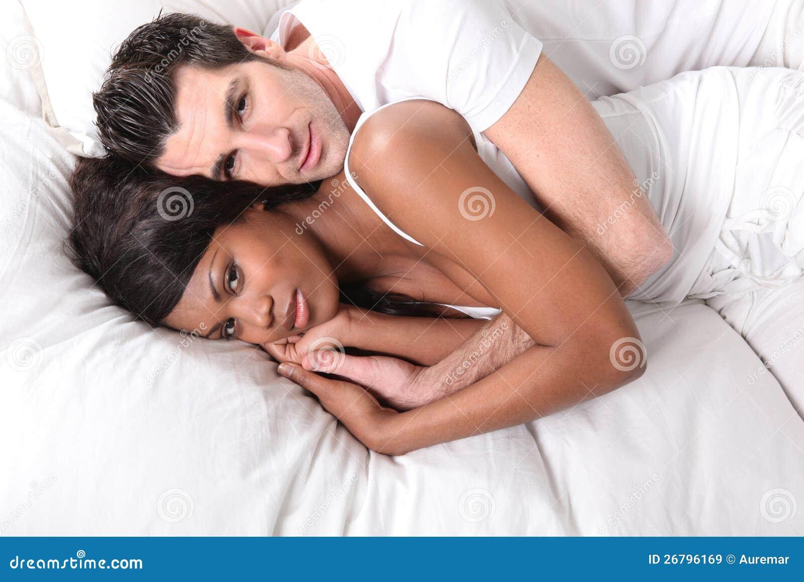 С женой в кровати 8 фотография