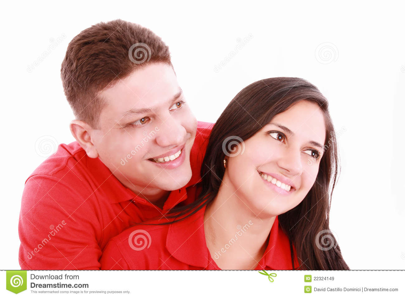 couple hugging each other royalty free stock images