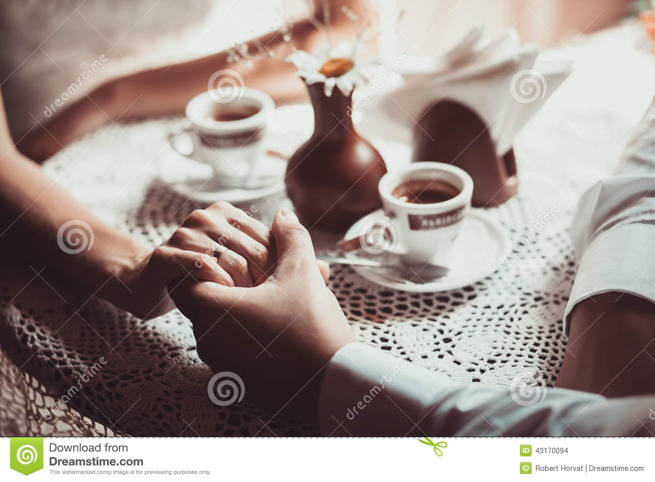 flower vase table with Stock Photo Couple Love Drink Coffee Cafe Holding Each Other S Hand Photo Processed Color Tone Concept Male Female Image43170094 on How To Wrap A Bouquet Of Fresh Flowers And A Secret Freshness Trick likewise Live Closer To Nature further Ikebana additionally Gladiolus Flower Red 33 together with Herbstliche Tischdekoration Fuer Den Geburtstag.