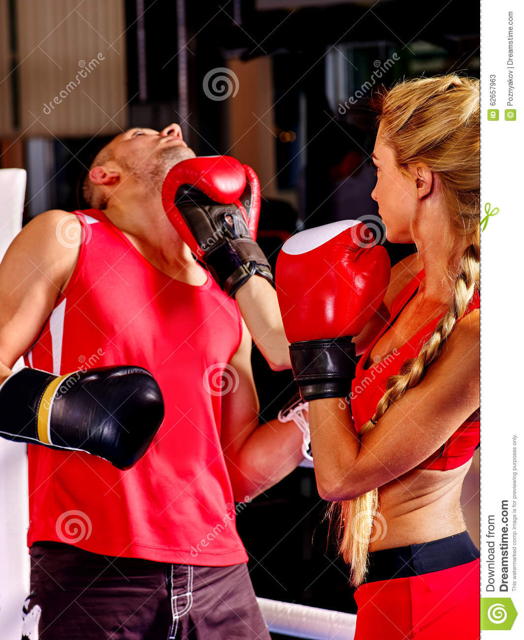 Women Fucking In A Boxing Ring 102