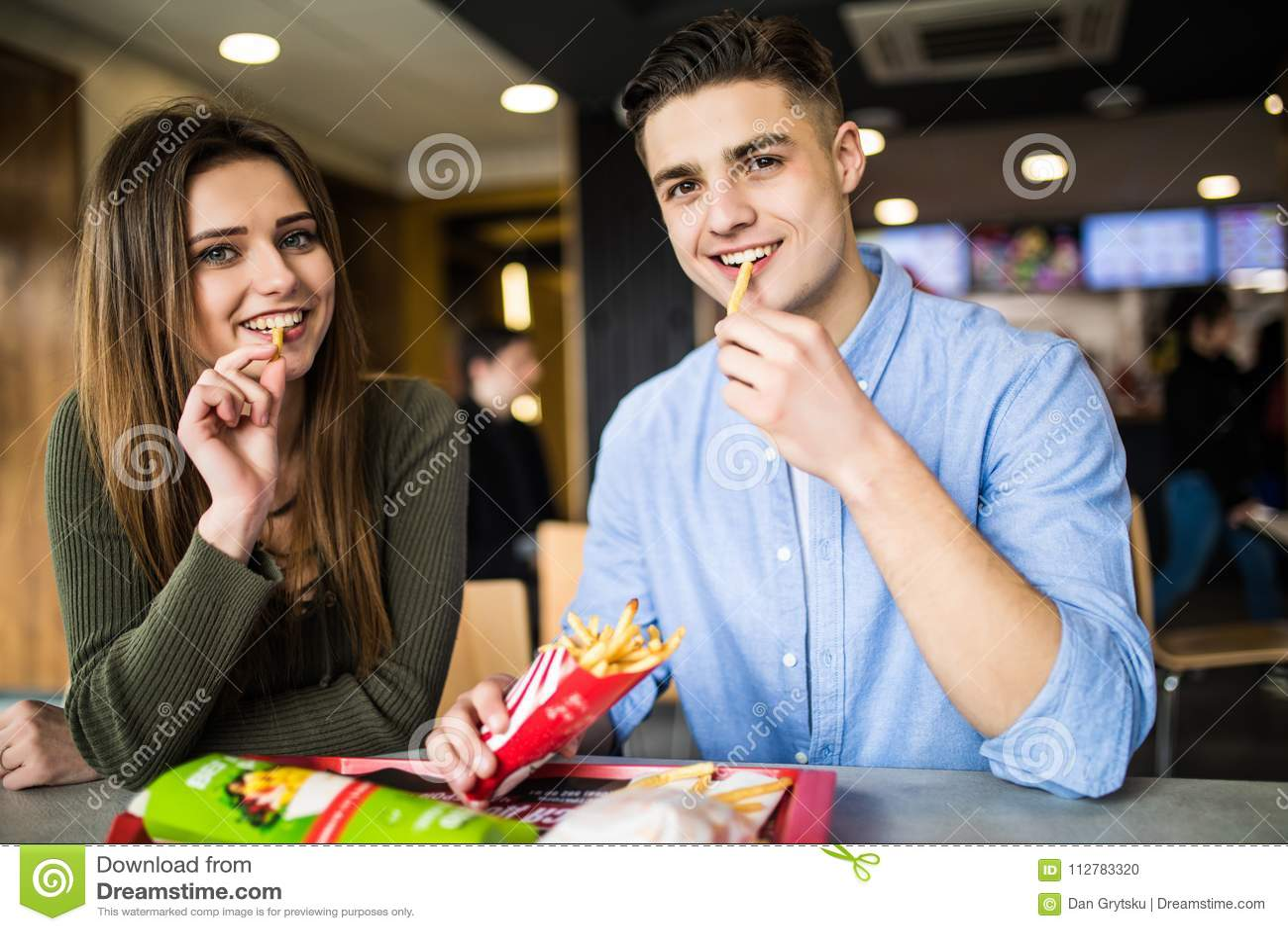 Hamburger dating