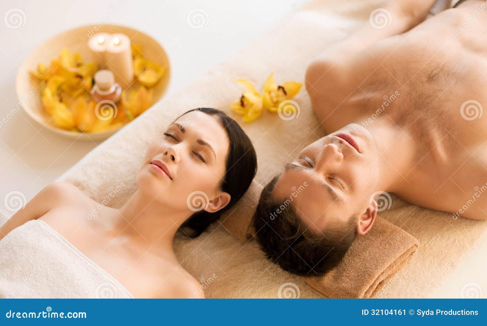 Семейная пара и массаж 5 фотография
