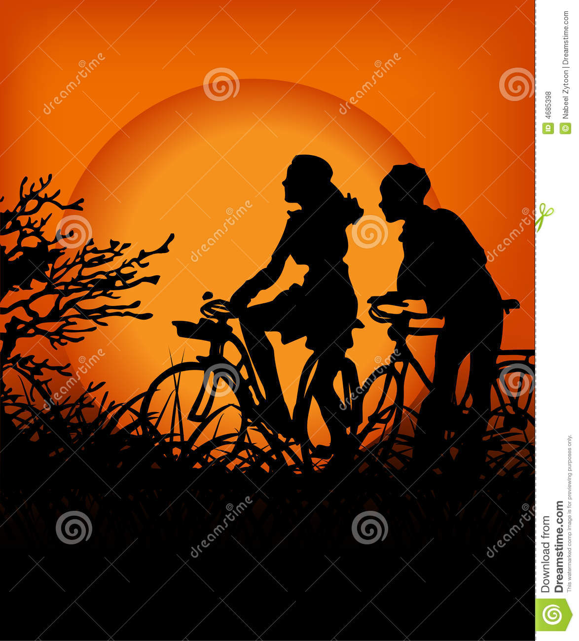 couple in the sunset royalty free stock photos image Toy Train Vector California Bear Vector