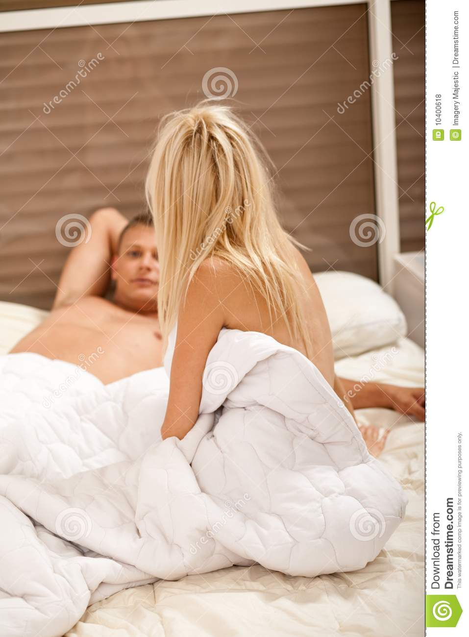 Download Download Sex Cheap couple talking after sex stock photo. image of husband - 10400618