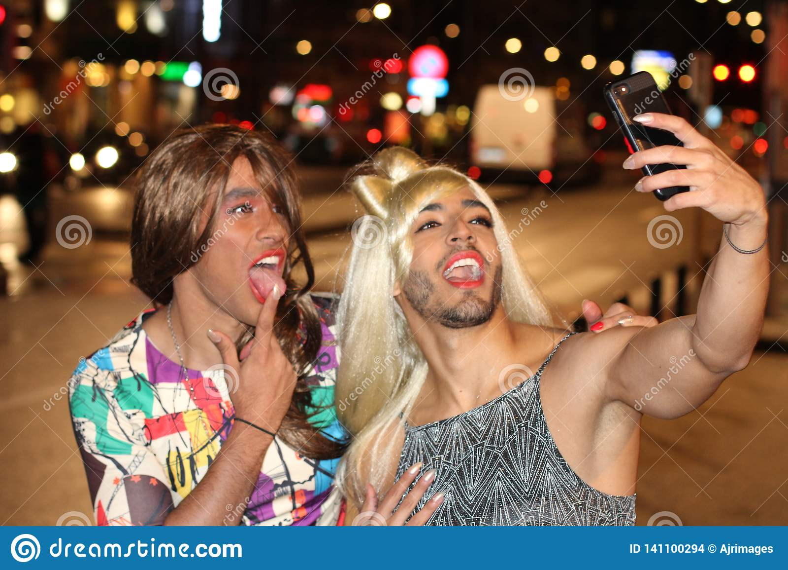 Pictures of transvestites