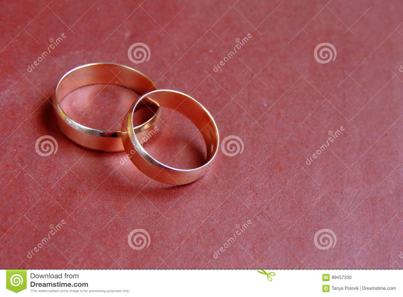 Couple wedding rings stock photo. Image of dark, forever - 89457330