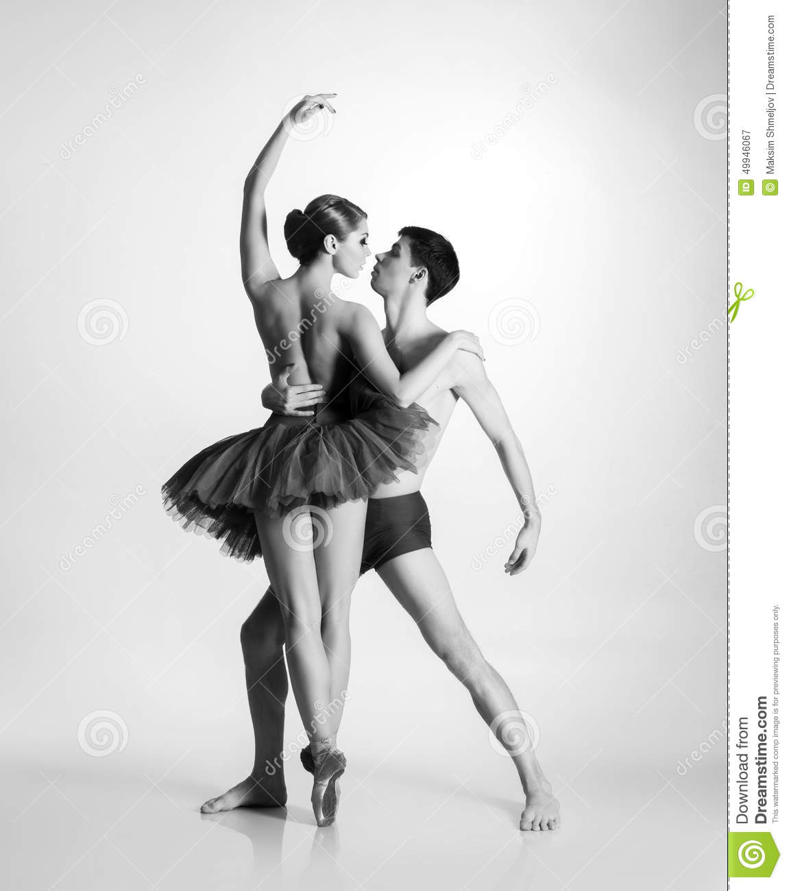 A Couple, On Stage and Off – En Pointe with Houston Ballet