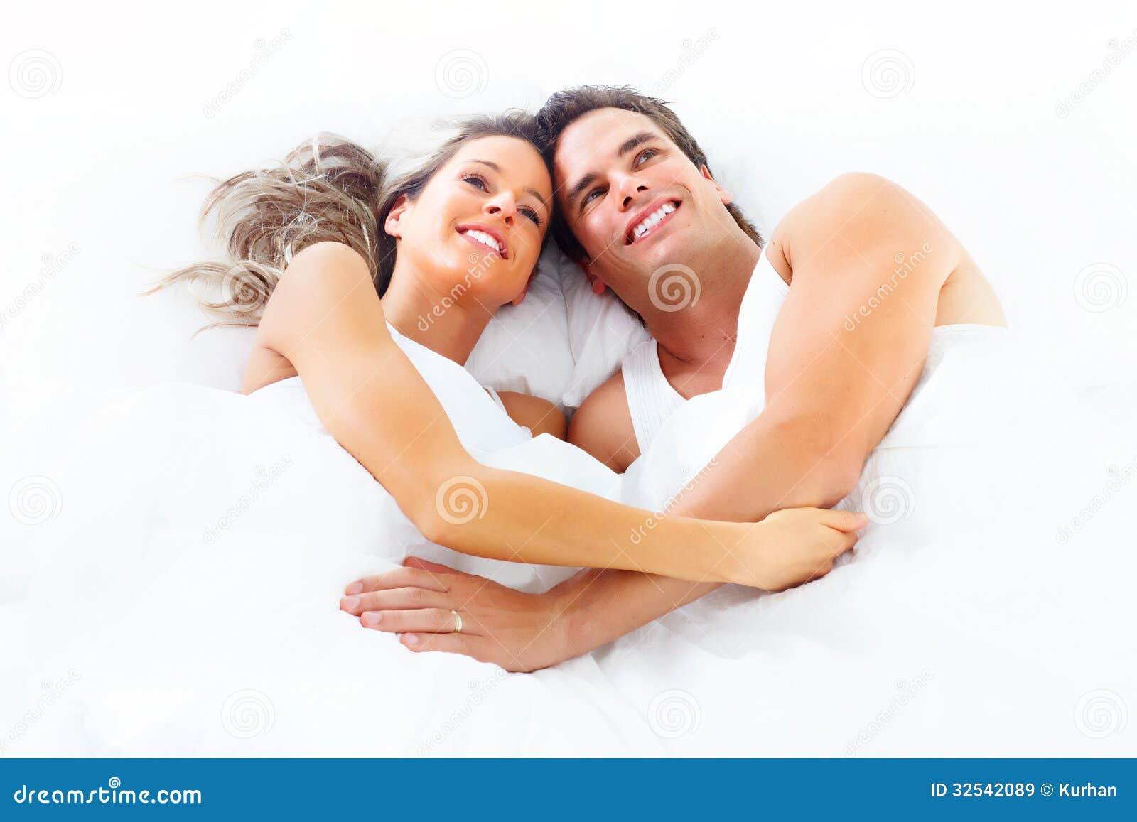 How Men Sleep In Bed