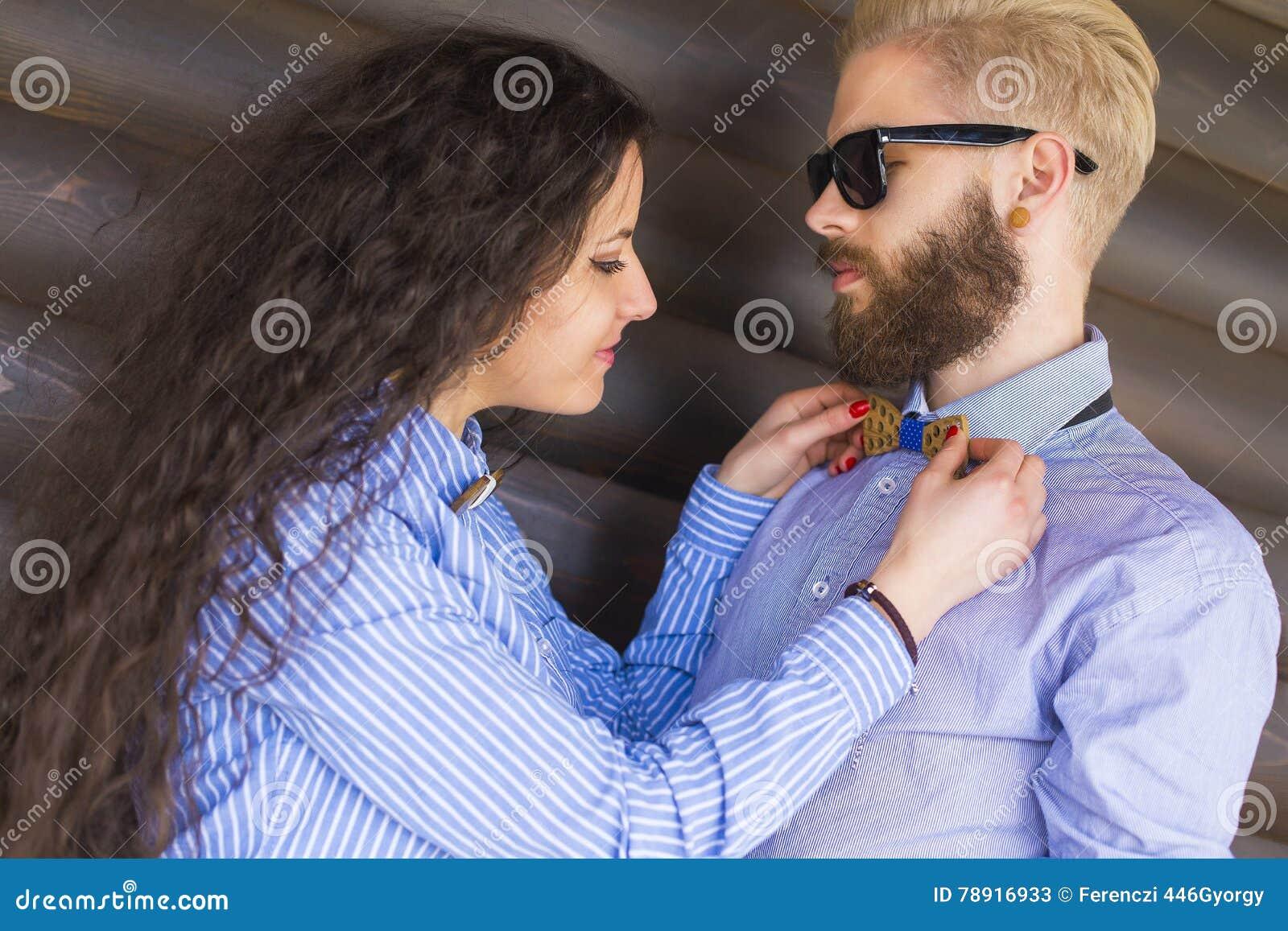 Couples étant prêts