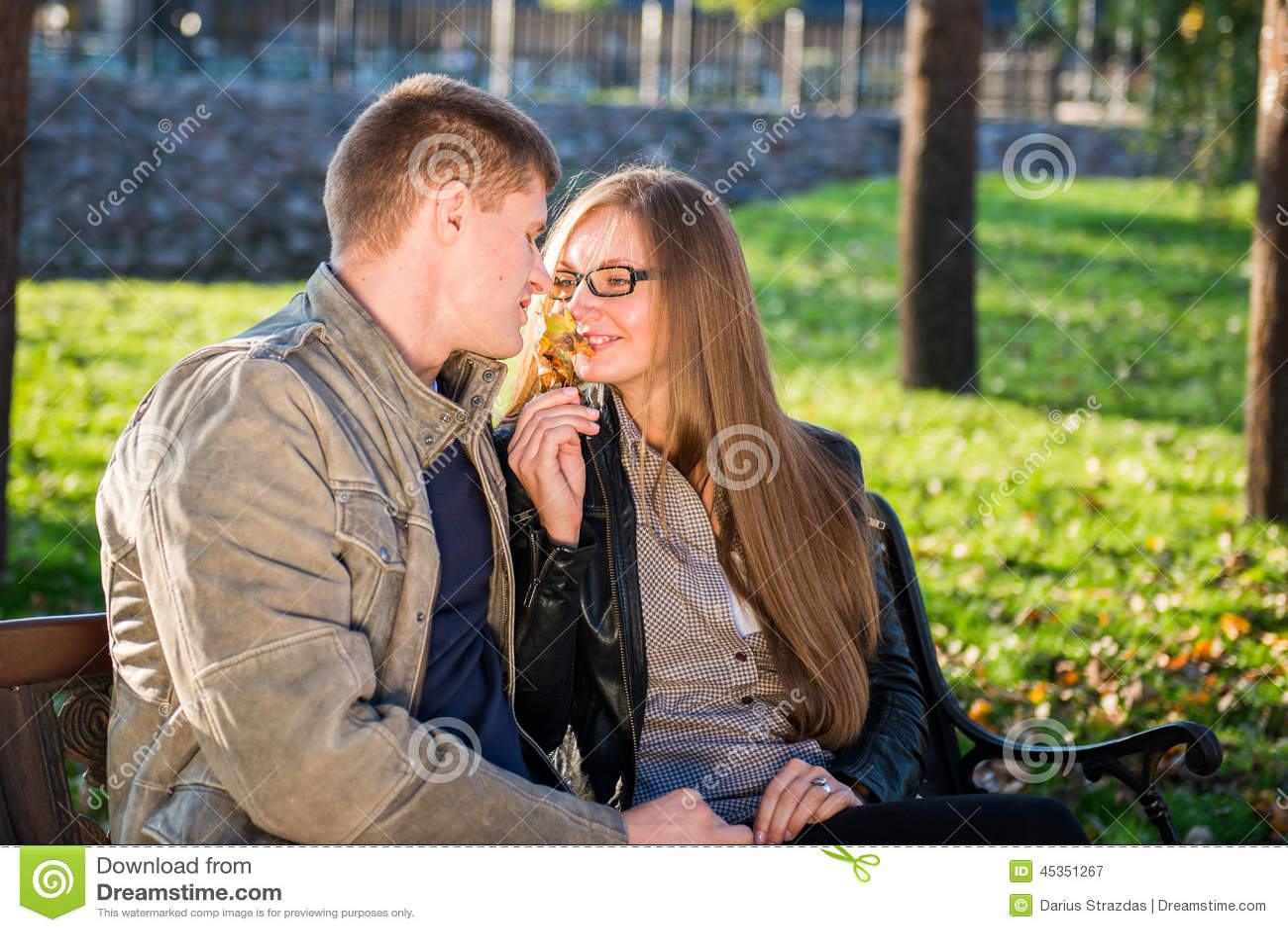 Couples affectueux