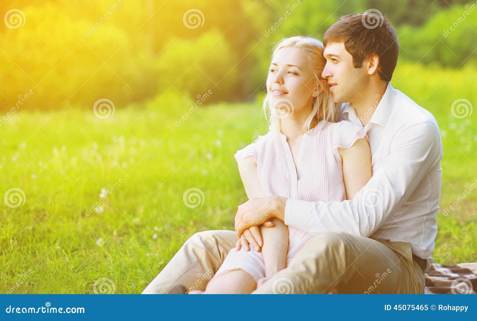 Couples dans apprécier d amour