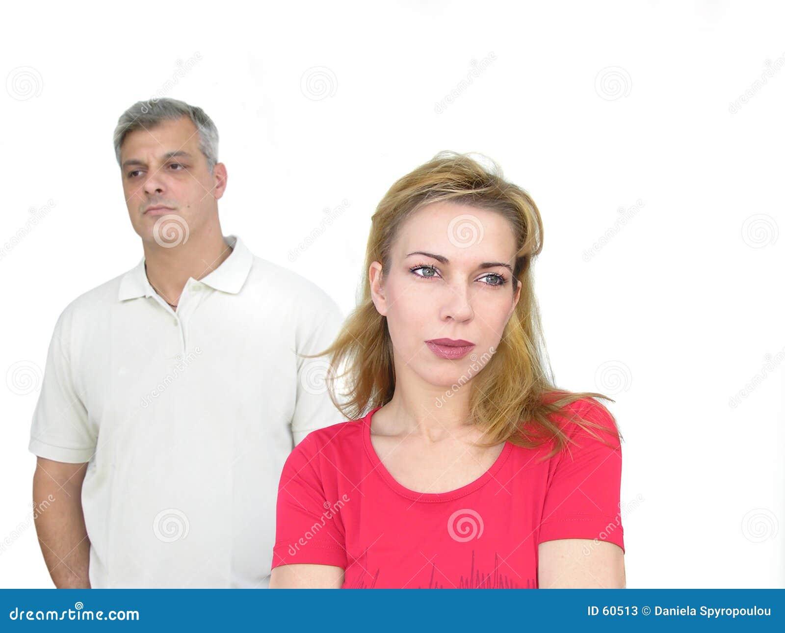 Couples dans l ennui