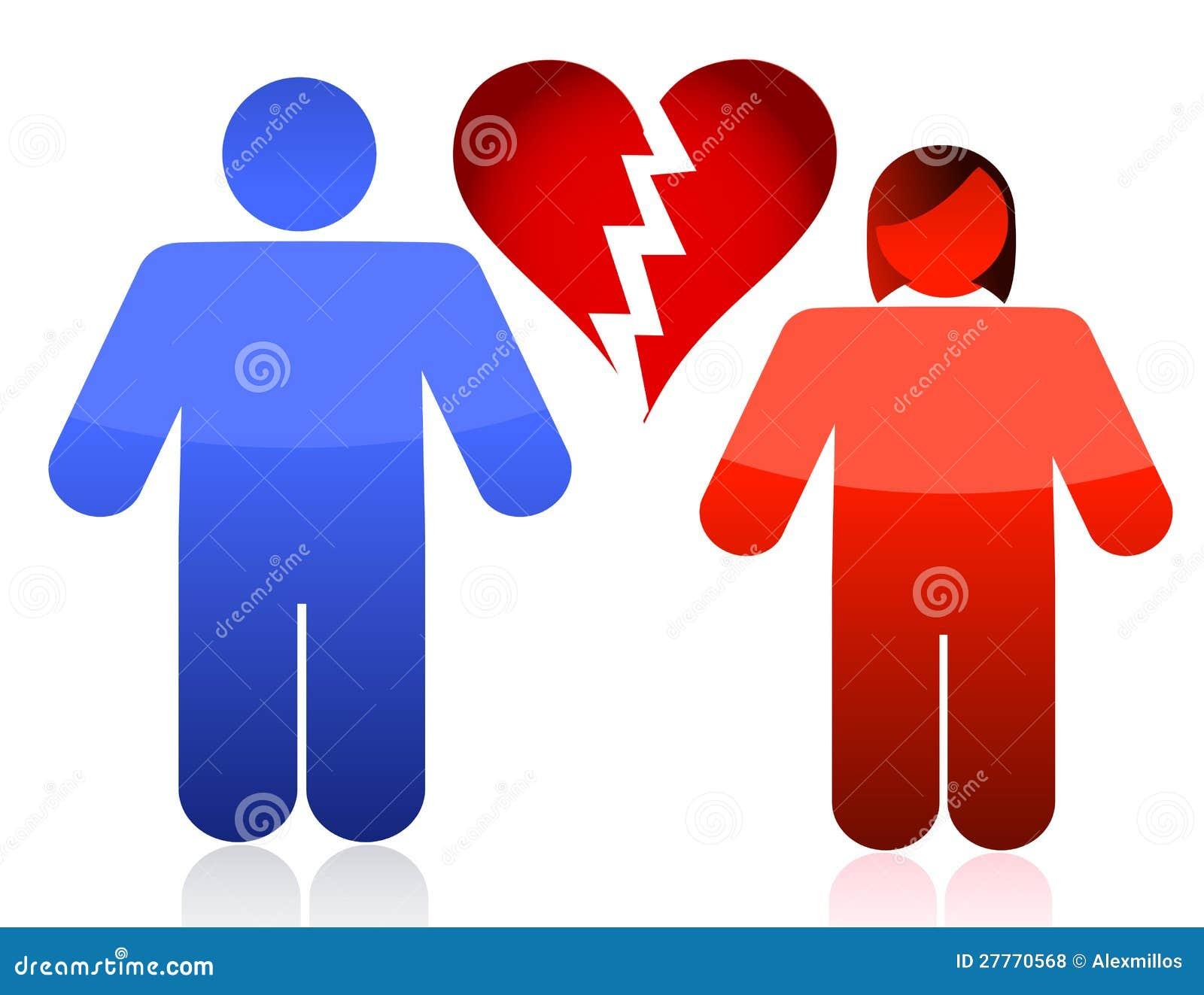 Couples de divorce