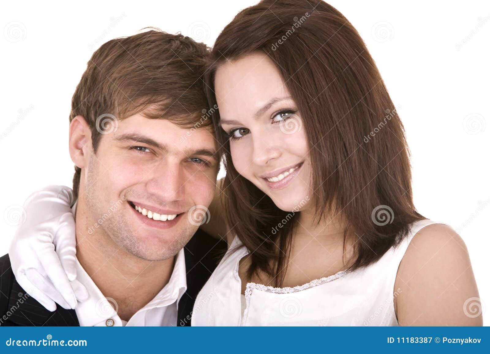 Couples de fille et d homme. Amour et passion.
